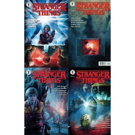 Dark Horse Stranger Things Lot of Comic Books