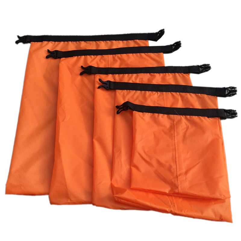 Waterproof Dry Pouch Kayaking Camping Rafting Hiking Bag 1.5-6L