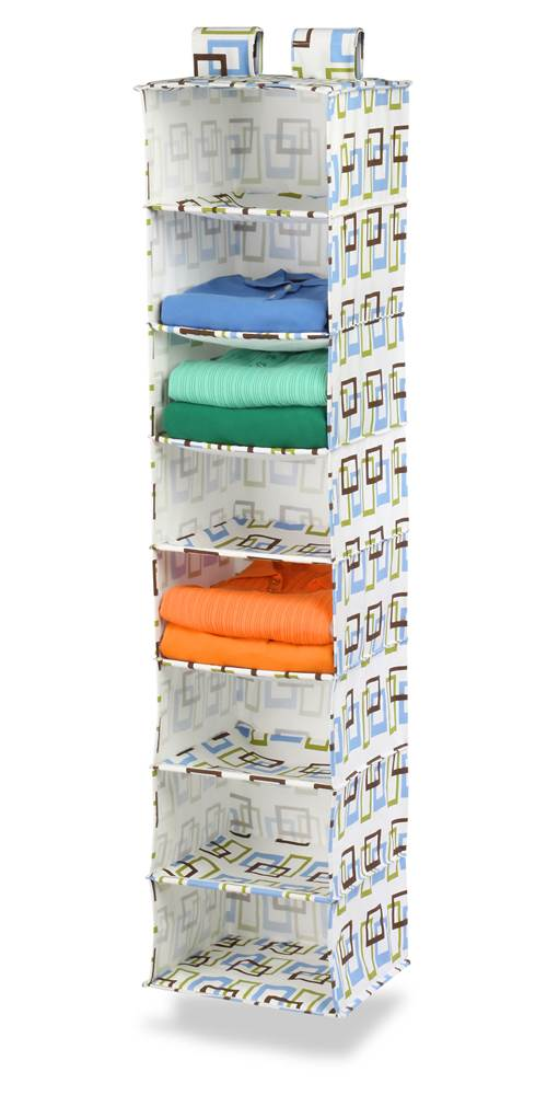 8-Shelf Hanging Organizer by Honey Can Do