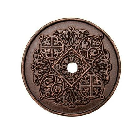 Carpe Diem Hardware Carpe Diem 307-22 Millennium Large round escutcheon