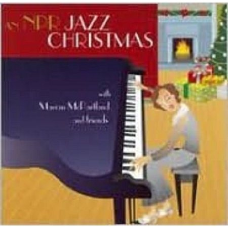 NPR Jazz Christmas with Marian McPartland and Friends-TESTED- CONDITION-RARE VINTAGE COLLECTIBLE- SHIPS N 24 HOURS- FREE SHIPPING ()