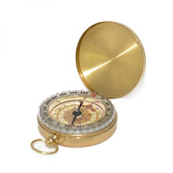 Click here to buy Best Camping Survival Compass | Glow in the Dark Military Compass | Highest Quality Survival Gear Compass.