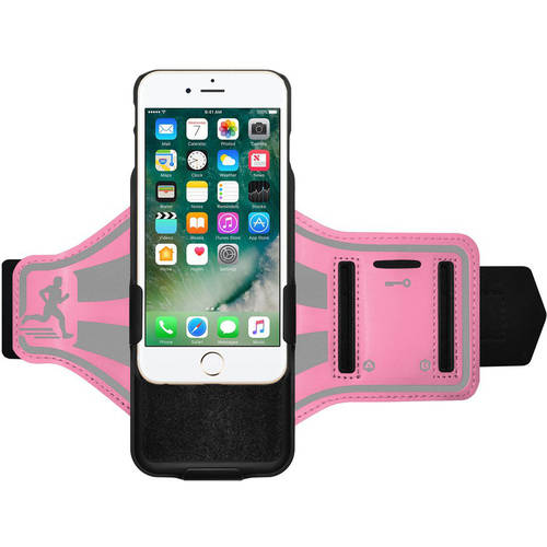 Amzer Shellster Armband for Apple iPhone 7 Plus