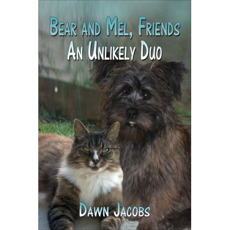 Bear and Mel, Friends: An Unlikely Duo - eBook - Halloween Duo Ideas For Friends