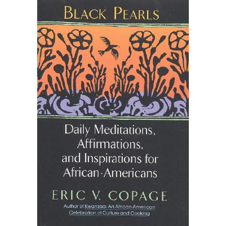 Black Pearls : Daily Meditations, Affirmations, and Inspirations for - Affirmations Kit