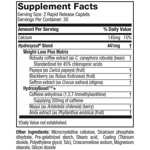 Hydroxycut Pro Clinical Lose Weight Rapid Release Caplets, 90 coun ..., ,vaporize fat burner