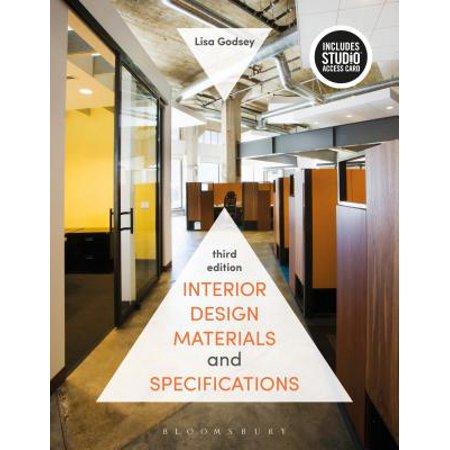 Interior Design Materials and Specifications : Bundle Book + Studio Access