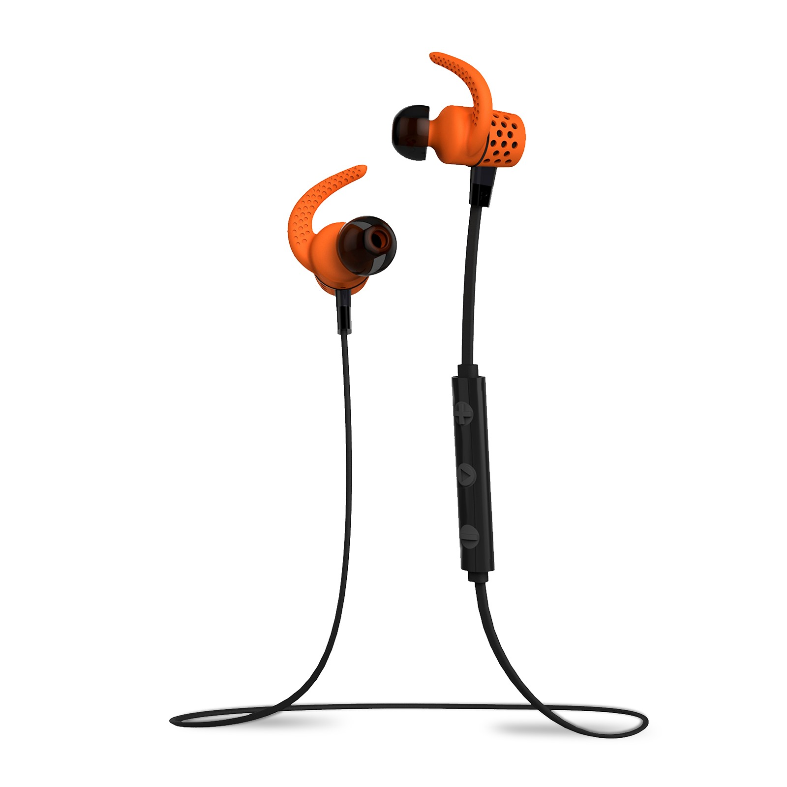 Blueant Wireless Stereo Bluetooth Headset for Bluetooth Enabled Devices - Retail Packaging - Orange