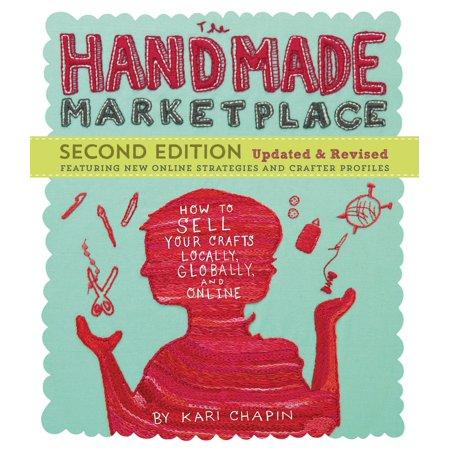 Handmade Marketplace, 2nd Edition - Paperback