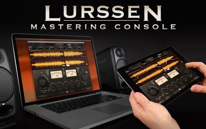 IK Multimedia Lurssen Mastering Console software download by IK Multimedia