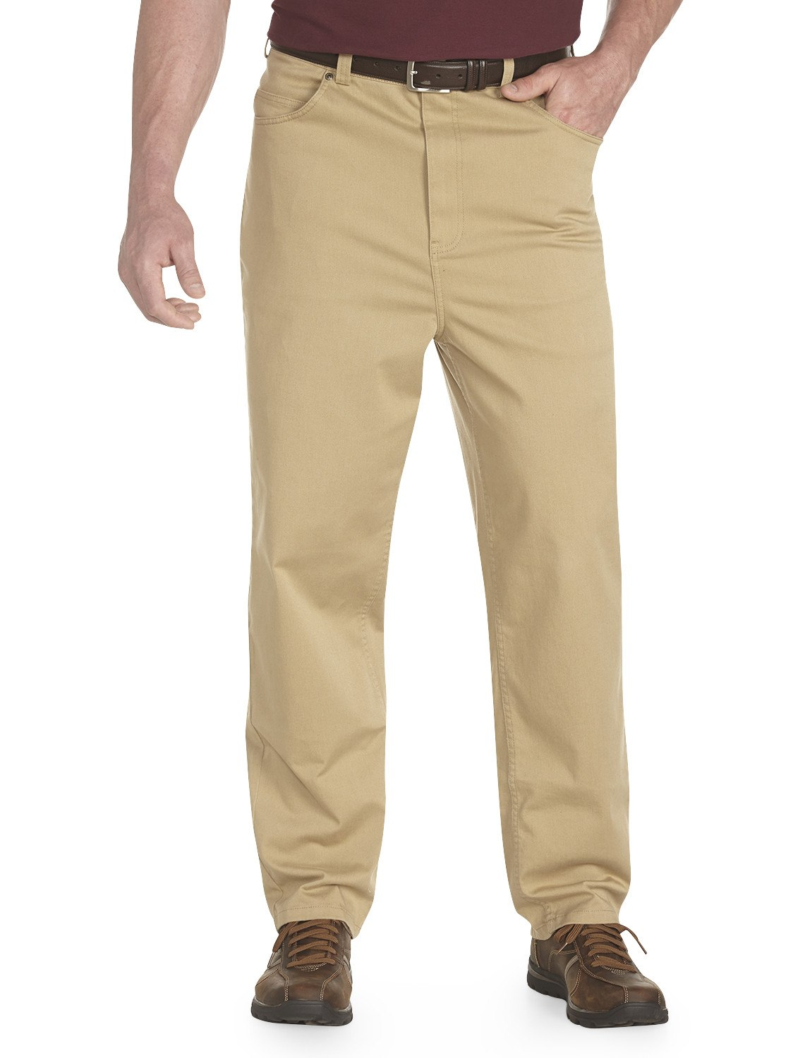 men's big & tall harbor bay continuous comfort pants