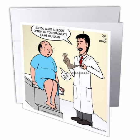 3drose medical second opinion for prostate exam greeting cards 6 x 3drose medical second opinion for prostate exam greeting cards 6 x 6 inches m4hsunfo