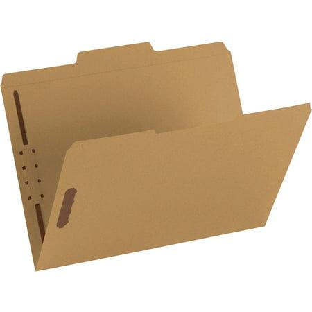 Smead Fastener File Folder, 2 Fasteners, Reinforced 1/3-Cut Tab, Letter Size, 50 per Box (14837)