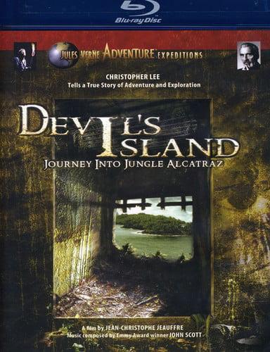 Devils Island-Journey Into Jungle (Blu-ray) by
