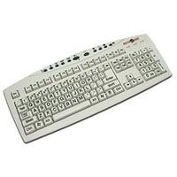 keys-u-see large print keyboard-ivory w-blk print