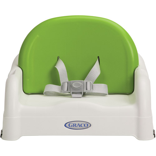 Graco Toddler Table Booster Seat, Parrot Green
