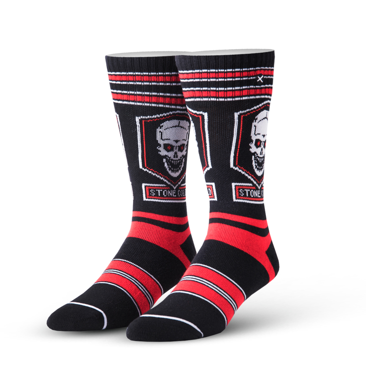 Odd Sox WWE Stone Cold Steve Austin Crew Socks, 6-13