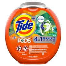 Laundry Detergent: Tide Plus Febreze Pods