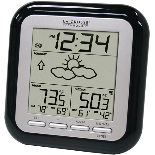 La Crosse Technology WS-9133BK-IT Wireless Weather Station by La Crosse Technology