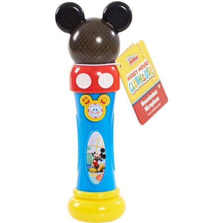 Mickey Mouse Clubhouse Musical Light-Up Microphone