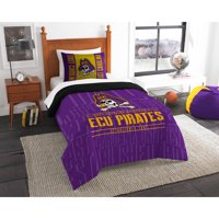 """NCAA East Carolina Pirates """"Modern Take"""" Bedding Comforter Set"""