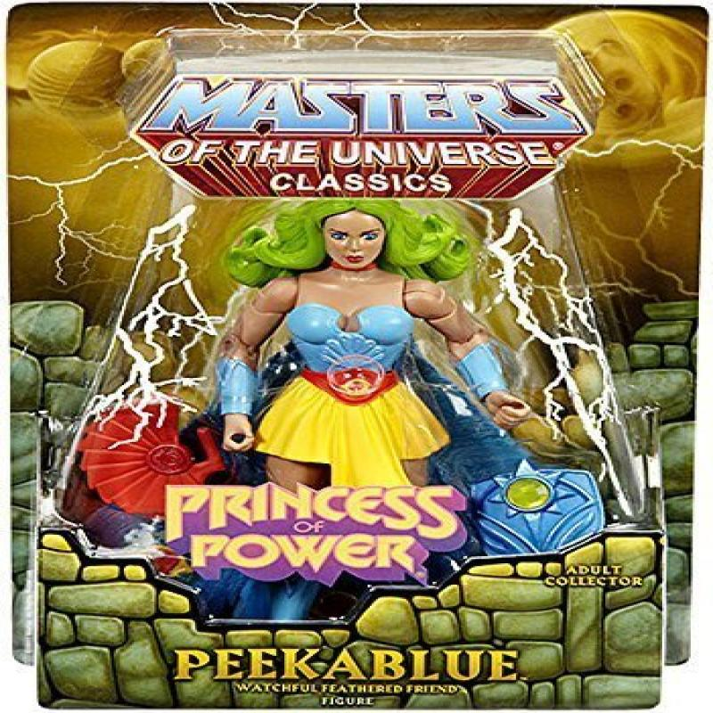 Masters of the Universe Classics Princess of Power Peekablue Action Figure by Mattel by
