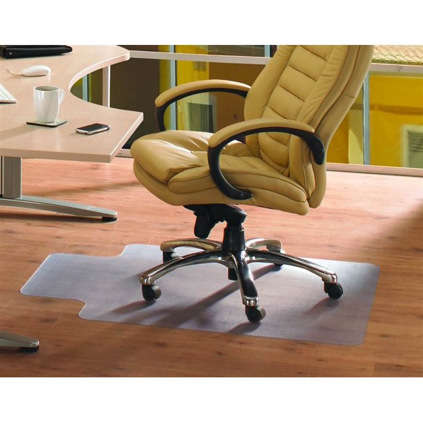 Ecotex 100% Post Consumer Recycled Lipped Chairmat