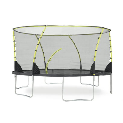 Plum Play Whirlwind 14′ Trampoline with Safety Enclosure