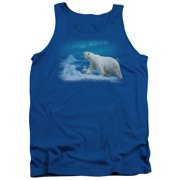 Wildlife Nomad Of The North Mens Tank Top Shirt