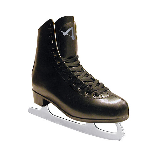 American Men's Leather-Lined Figure Skates