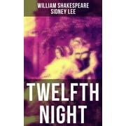 TWELFTH NIGHT - eBook