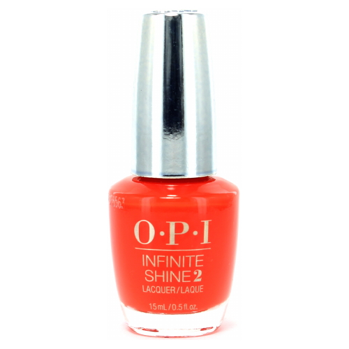(6 Pack) OPI Infinite Shine Nail Lacquer No Stopping Me Now