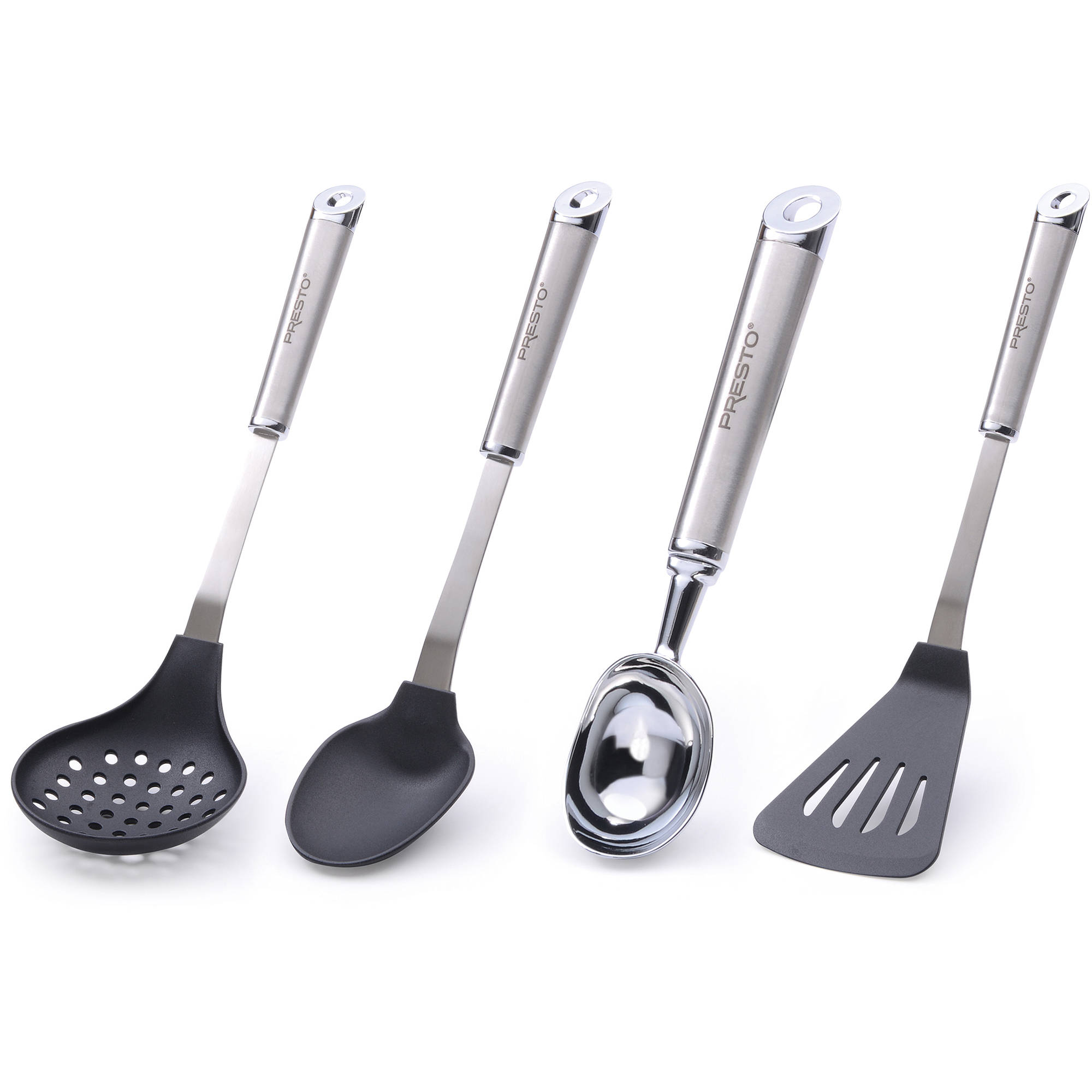 Presto 4-Piece Stainless Steel Utensil Set