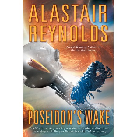 Poseidon's Wake (Poseidon's Spear)
