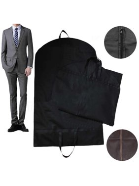 Product Image Asewin Black Suit Dress Coat Garment Storage Travel Carrier  Bag Cover Hanger Protector SPECIAL TODAY ! 8e3ad421f5ee1