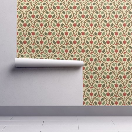 Wallpaper Roll Islamic Edwardian Arts And Crafts Victorian 24in x