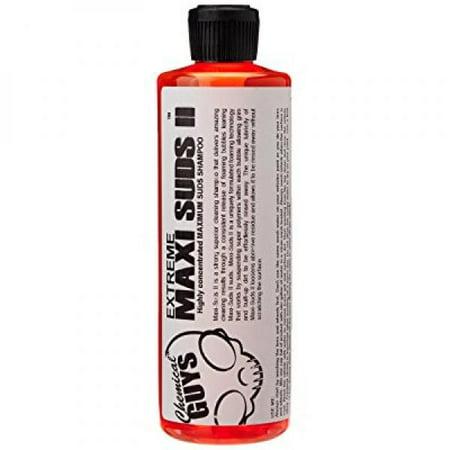 chemical guys cws 101 16 maxi suds ii super suds car wash. Black Bedroom Furniture Sets. Home Design Ideas