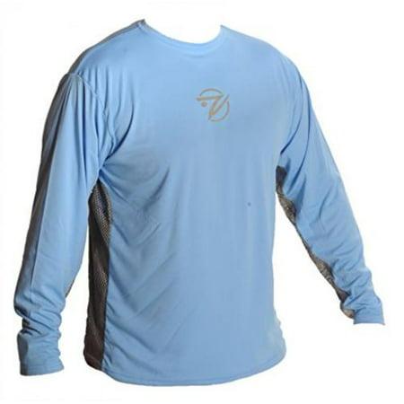 Breathe like a fish men 39 s long sleeve shirt high pressure for Breath like a fish