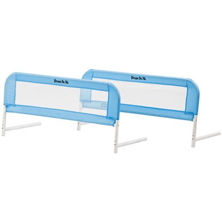 Dream On Me Mesh Bed Rails For Beds And Convertible Cribs Double