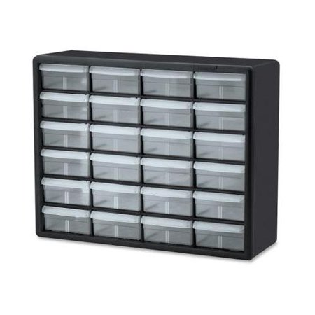 - Akro-Mils 24-Drawer Plastic Storage Cabinet AKM10124