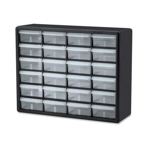 Akro-Mils 24-Drawer Plastic Storage Cabinet AKM10124