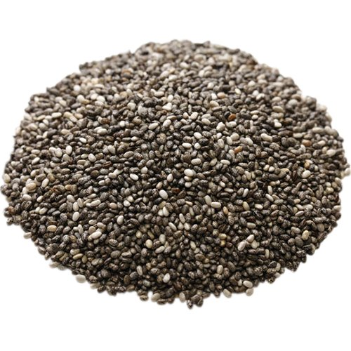 Food To Live ® Certified Organic Chia Seeds (Raw, Black, Non-GMO, Bulk) (55 Pounds)