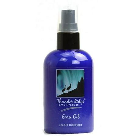 Thunder Ridge Emu Products Emu Oil 4 fl oz