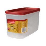Rubbermaid 1776471 Dry Food Container, 10-Cup