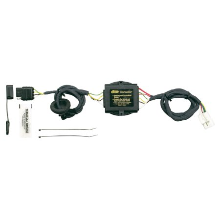 Hopkins Towing Solution 11143865 Plug-In Simple Vehicle To Trailer Wiring Harness; Incl. Short-Proof Power Converter;