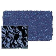"""The Rug Market Shaggy Raggy Dark Blue Area Rug, Size 22"""" x 34"""""""