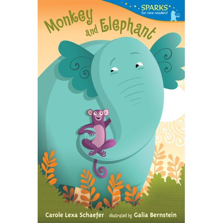 Monkey and Elephant : Candlewick (Best Candlewick Press Book Sets)
