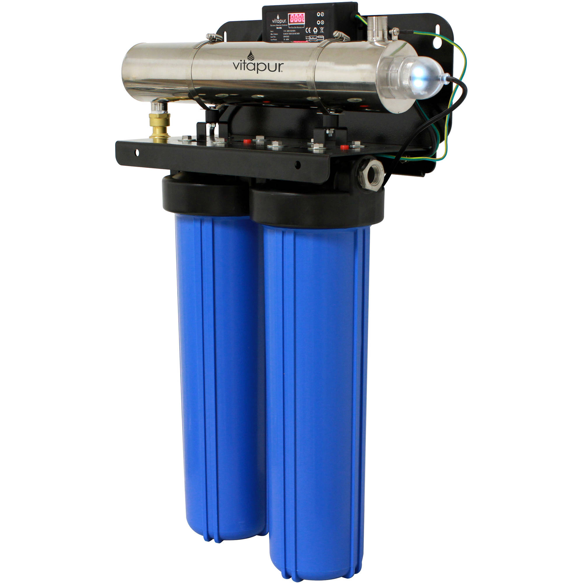 Vitapur Vps1140-1, Ultraviolet Water Disinfection and Filtration System