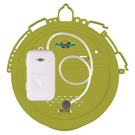 Flambeau Premium Bait Bucket Lid with Portable Aerator
