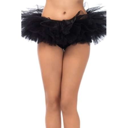 Leg Avenue Halloween special tutu O/S BLACK - Special Halloween Dinner